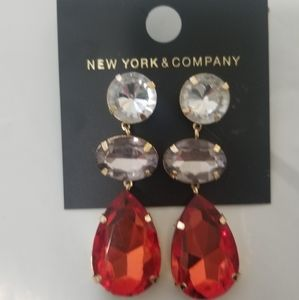New York and company Earrings New